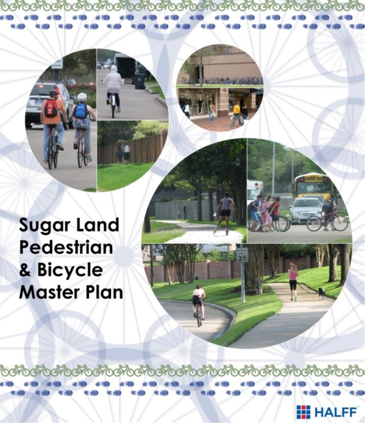 Pedestrian and Bicycle Master Plan Cover